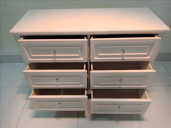 Tủ dresser  cũ  SP011627