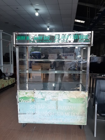 Xe bán hàng cũ SP015671