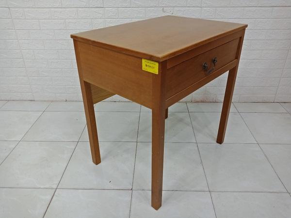 Bàn trang điểm gỗ Sồi cũ SP007968