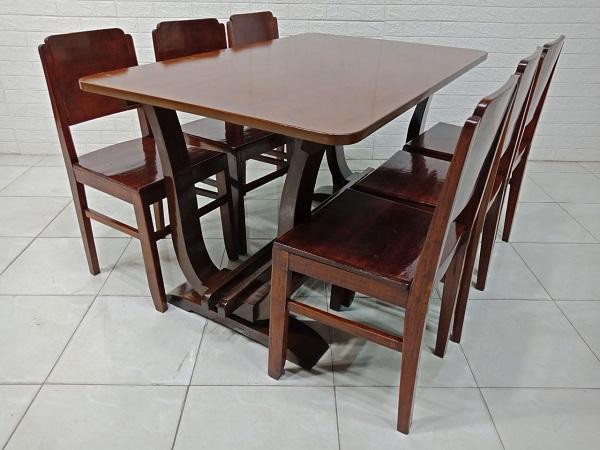 Bộ bàn ăn cũ SP007882