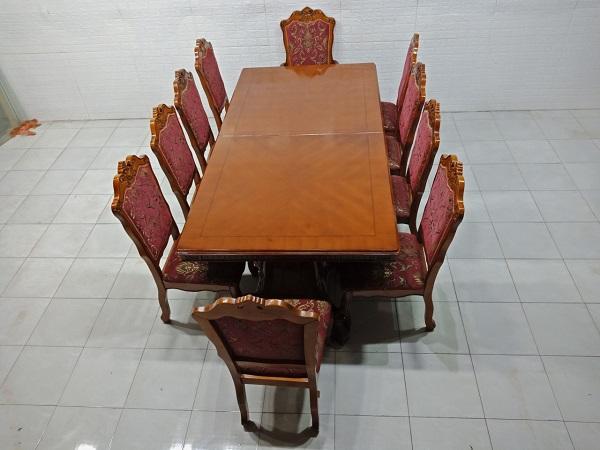 Bộ bàn ăn cũ SP008015
