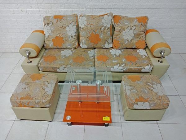 Bộ sofa cũ SP008020