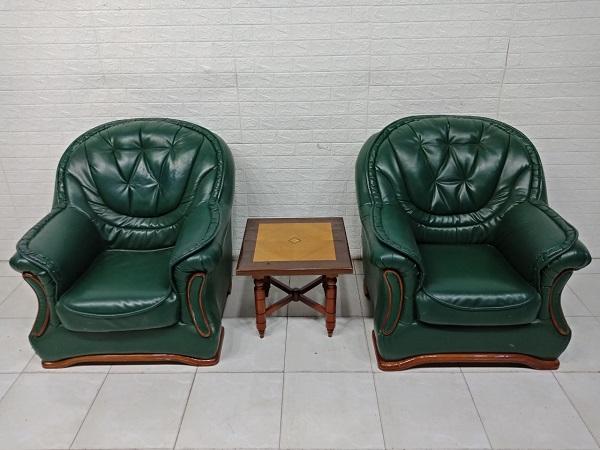 Bộ sofa cũ SP008075