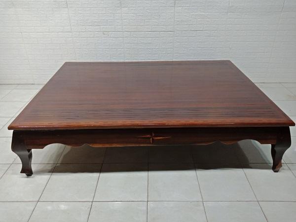 Li văng gỗ Muồng đen + thao lao cũ SP008006