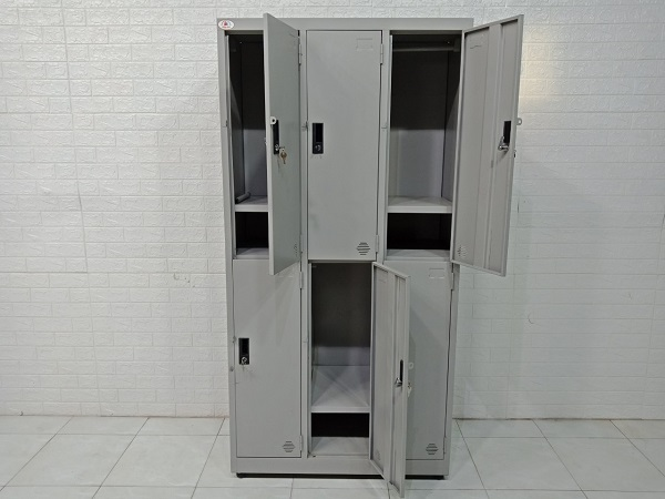 Tủ locker cũ SP007993