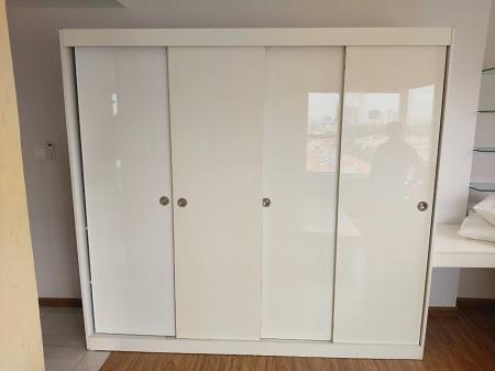 Tủ quần áo cũ SP013054