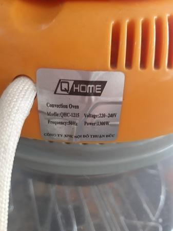 Lò nướng  QHOME QHC1215 cũ SP013067