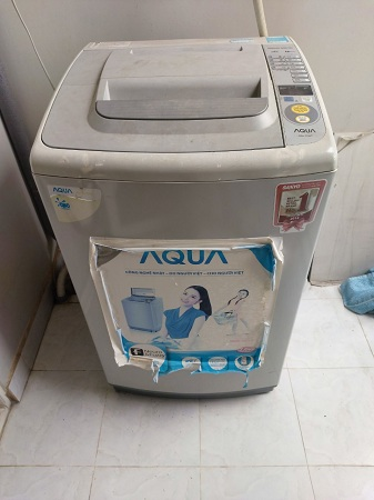 Máy giặt AQUA 7.0 kg  AQW-S70KT cũ SP013044