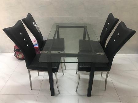Bộ bàn ăn cũ  SP013065
