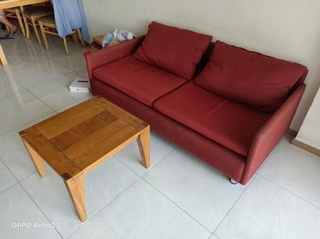 Bộ sofa cũ SP012893
