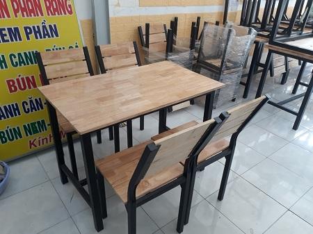 Bộ bàn ăn cũ SP012990