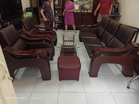 Bộ sofa cũ SP013169
