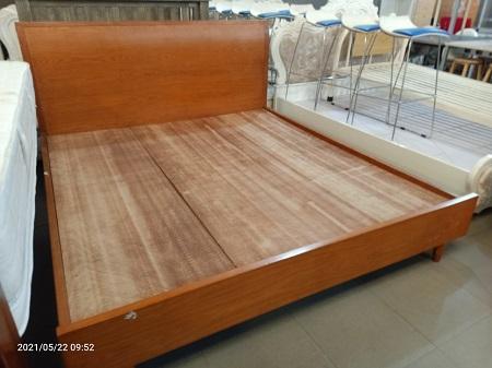 Giường gỗ tự nhiên cũ SP015870.2