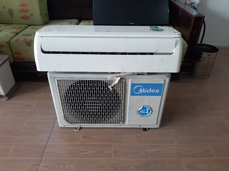Máy lạnh Media 1.0 HP MS11D1-09CR cũ SP015710