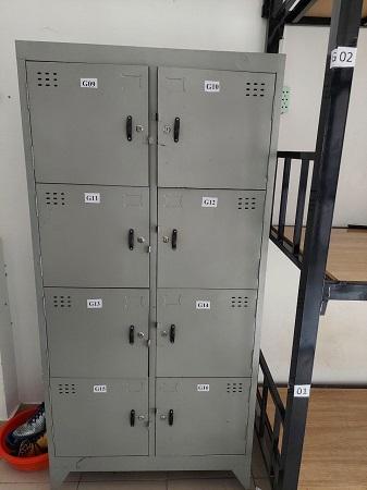 Tủ locker cũ SP015712