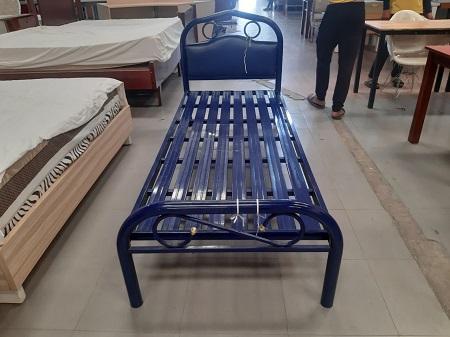 Giường sắt cũ SP015725