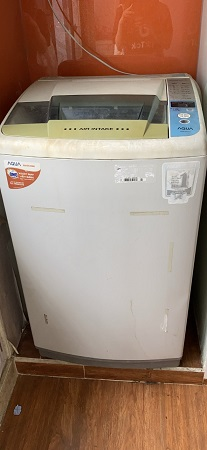 Máy giặt AQUA 7.0 KG ATK70AT cũ SP015775