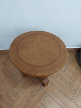 Bàn trà gỗ tự nhiên cũ SP015781