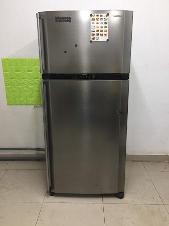 Tủ lạnh SHARP 596 Lít SJ-P70MK2-HS cũ SP015830