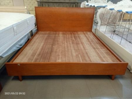 Giường gỗ tự nhiên cũ SP015870