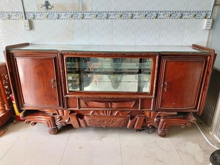 Tủ búp phê cũ SP015799