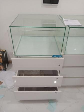 Tủ trưng bày kính cũ SP015714