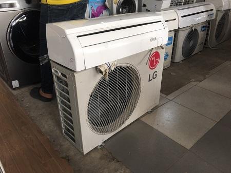 Máy lạnh LG 1.0HP S09ENA cũ SP015755