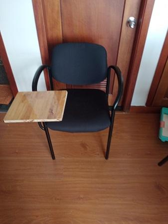 Ghế liền bàn cũ SP015772