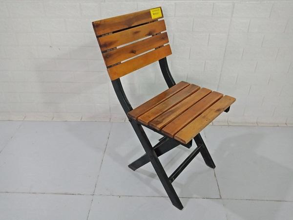 Ghế cafe gỗ Keo cũ SP008414