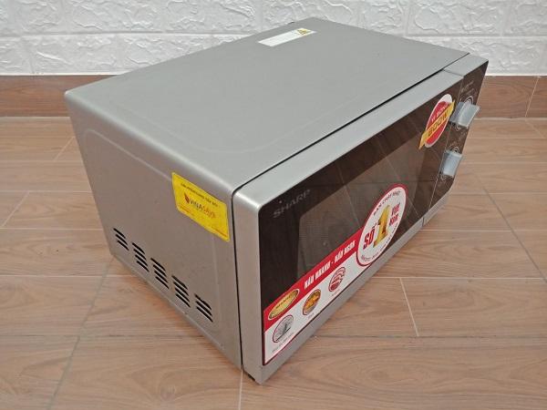 Lò vi sóng Sharp R-205VN-S cũ