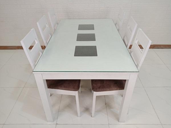 Bộ bàn ăn cũ SP008287