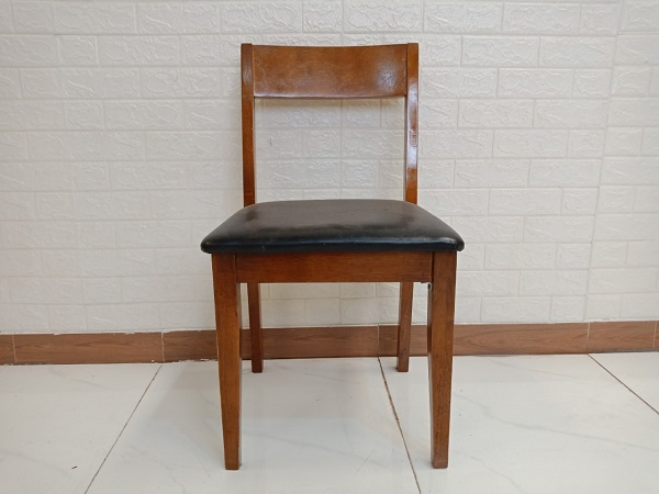 Ghế ăn gỗ cao su cũ SP008477