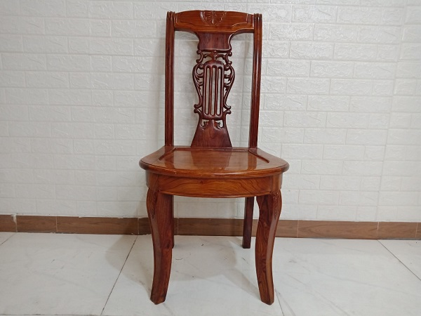 Ghế ăn gỗ Gõ đỏ cũ SP008448.1