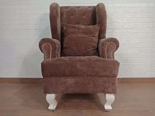 Ghế sofa đơn cũ SP008164