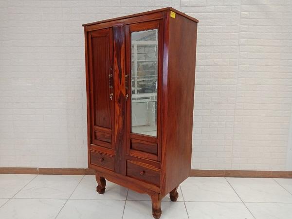 Tủ quần áo gỗ Cẩm lai + Hương cũ SP008244