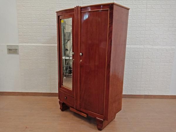 Tủ quần áo gỗ Gõ đỏ cũ SP008181