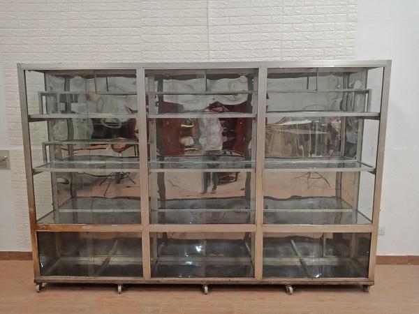 Tủ trưng bày cũ SP008235