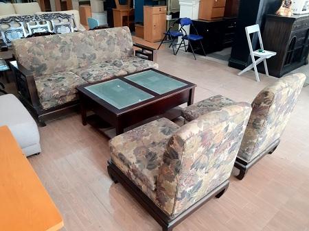 Bộ sofa cũ SP013266