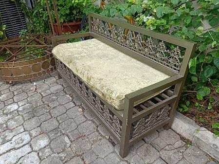 Băng ghế cũ SP013433