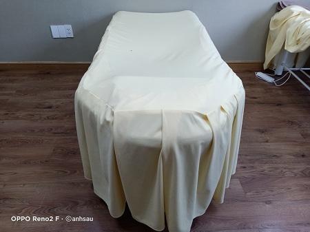 Giường massage cũ SP013297