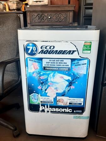 Máy giặt Panasonic 7.0kg NA-F70B3 cũ SP013373
