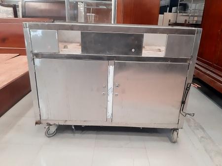 Bếp inox cũ SP013425
