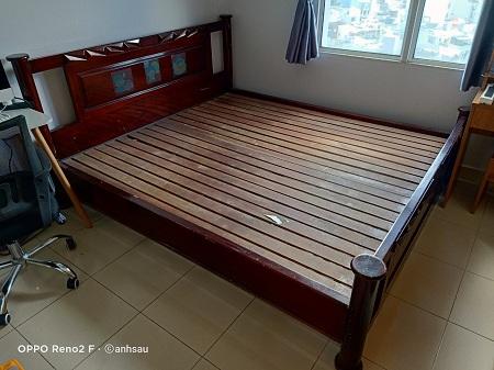 Giường cũ SP013427