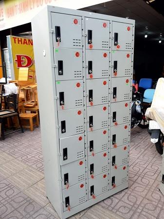 Tủ locker cũ SP013389