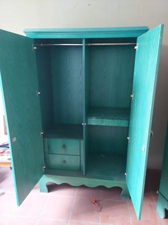 Tủ quần áo cũ  SP015995