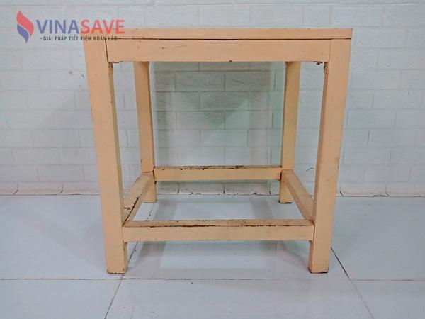 Bàn gỗ cũ SP009075