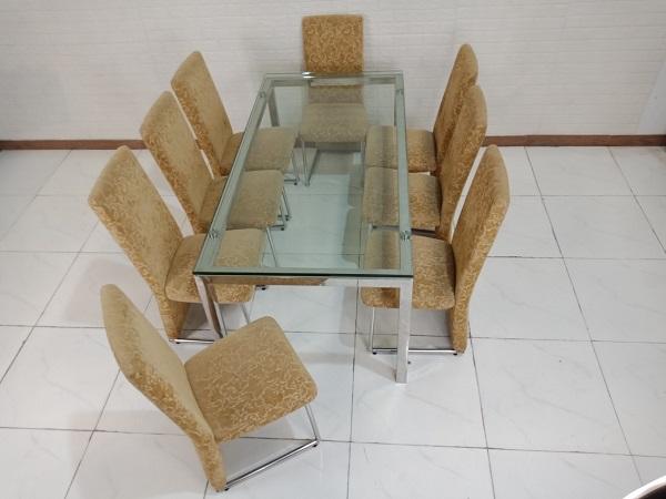 Bộ bàn ăn cũ SP008702