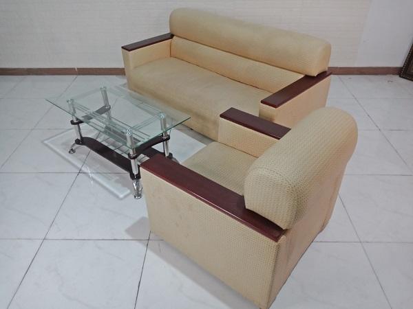Bộ sofa cũ SP008586