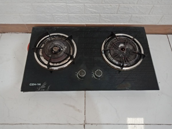 Bếp gas âm CZH-14 cũ SP009006