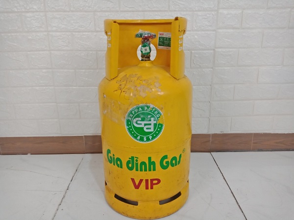 Bình gas Gia Đình 12kg cũ SP008821